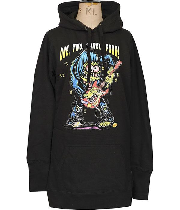 womens Ramones hoodie