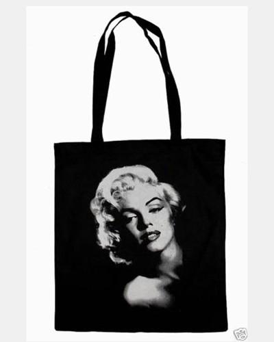 Marilyn Munroe Shopping Bag