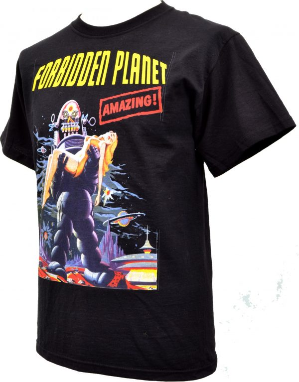 Forbidden Planet Mens T Shirt