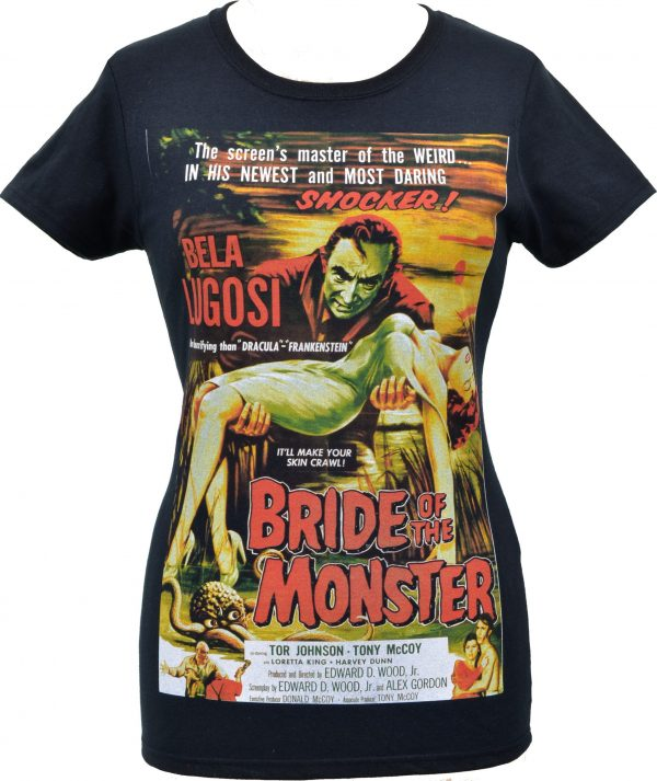 Bride of the Monster Ladies T