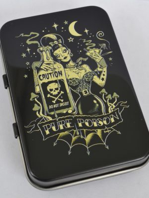 Screaming Demons Pure Poison Tin