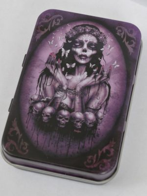 Screaming Demons Butterfly Zombie Tin