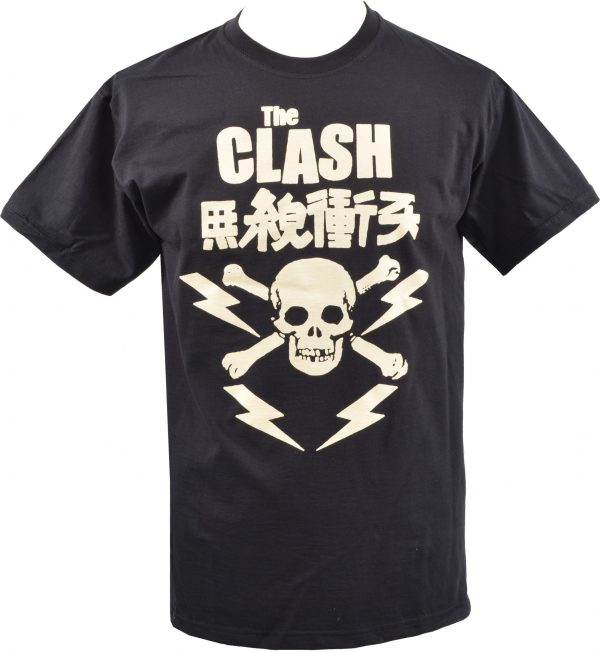 The Clash Mens T Shirt