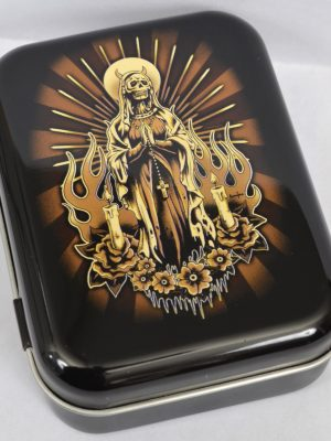 Screaming Demons Dead Madonna Tin