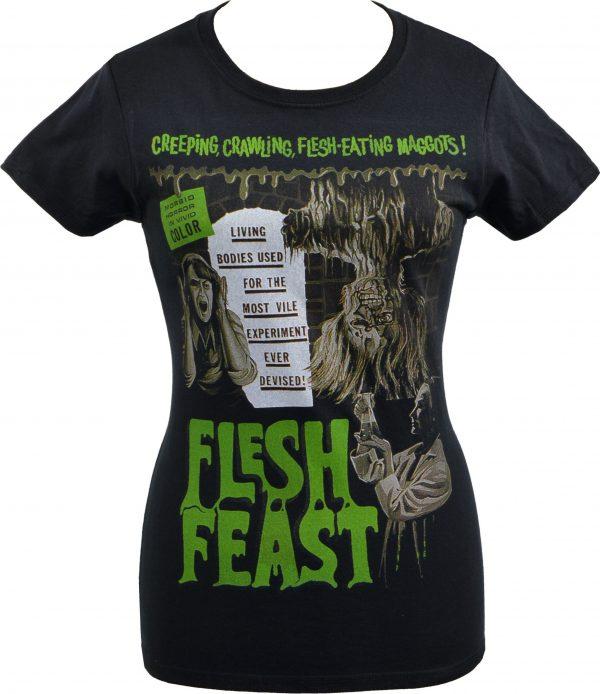 Flesh Feast Ladies T