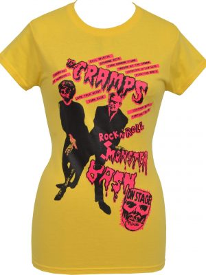 The Cramps Monster Ladies T
