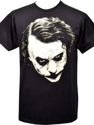 Heath Ledger mens t shirt
