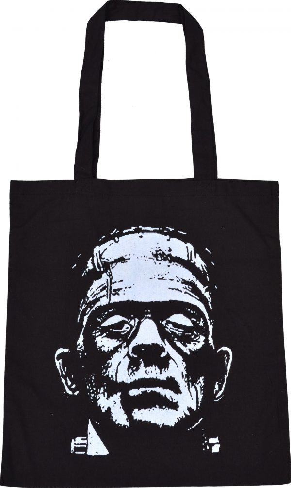 Frankenstein Shopping Bag
