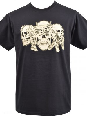 Coffin Nail Mens T-Shirt