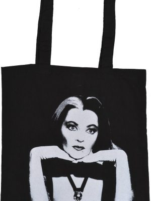 Lily Munster Shopping Bag