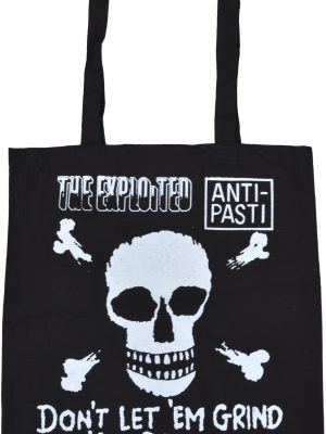 The Exploited Anti-Pasti Shopping Bag