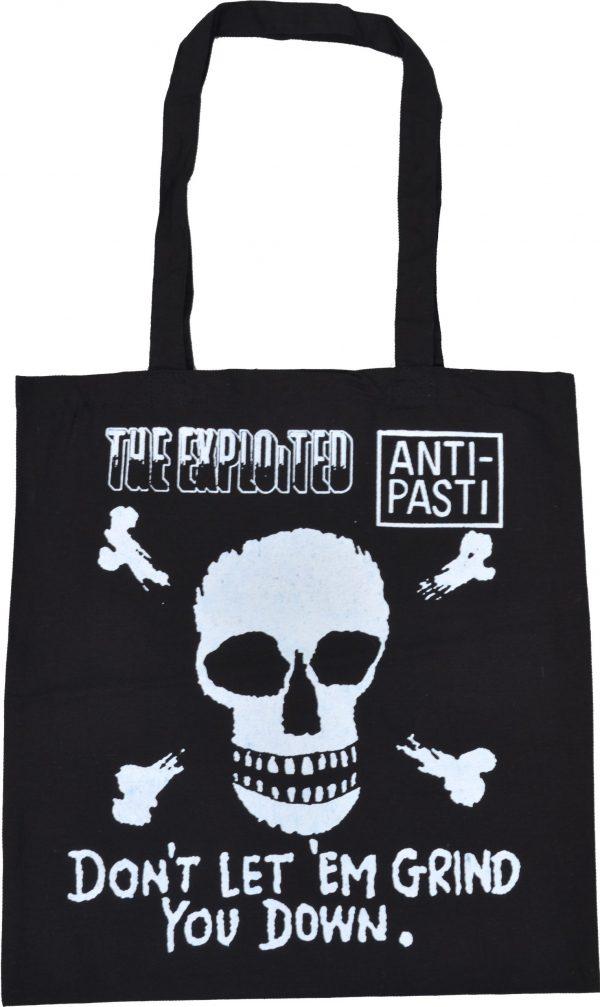 The Exploited Anti-Pasti Shopping Bag