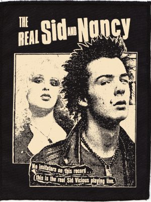 The Real Sid and Nancy Patch