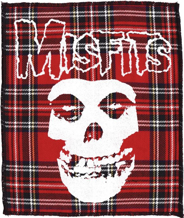 The Misfits Patch