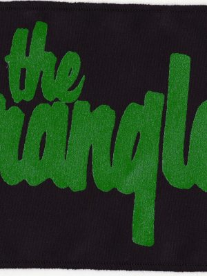 The Stranglers Red Patch