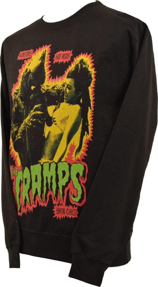 Terror from the Future Unisex Sweatshirt