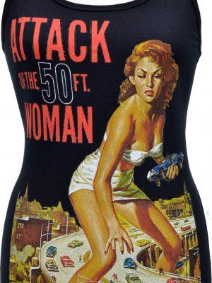 The Clash Japan Ladies Tank Top