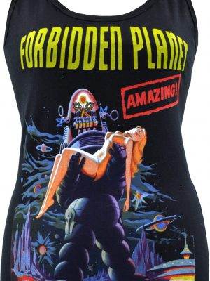Creature from the Black Lagoon (Green) Ladies Tank Top