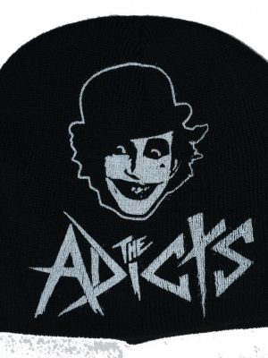 The Misfits Black Beanie
