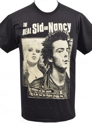 The Real Sid & Nancy Mens T-Shirt