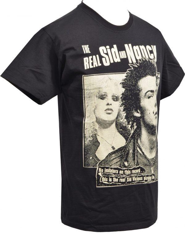 The Real Sid & Nancy Mens T-Shirt