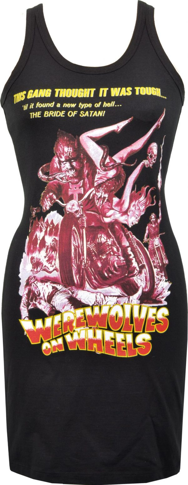 Werewolves on Wheels Dress