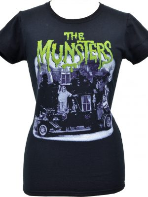 The Munsters Ladies T-Shirt