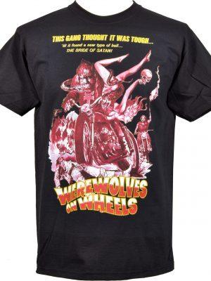 Werewolves on Wheels Mens T-Shirt
