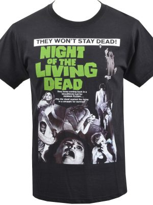 Night of the Living Dead Mens T-Shirt