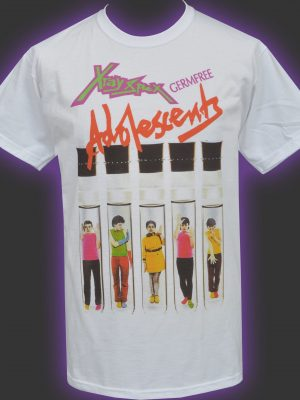 X-Ray Spex Germfree Mens T-Shirt