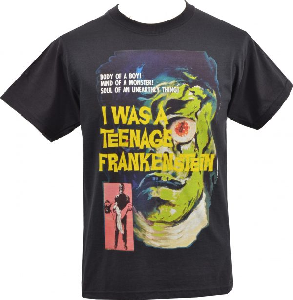 Creature from the Black Lagoon (Red) Mens T-Shirt