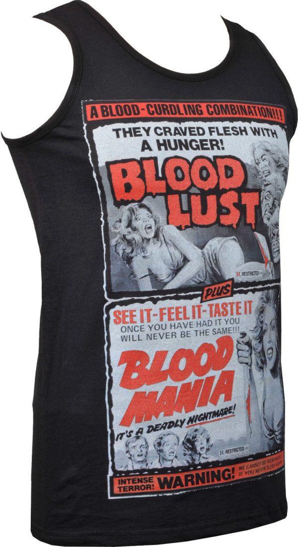 Blood Lust Mens Vest