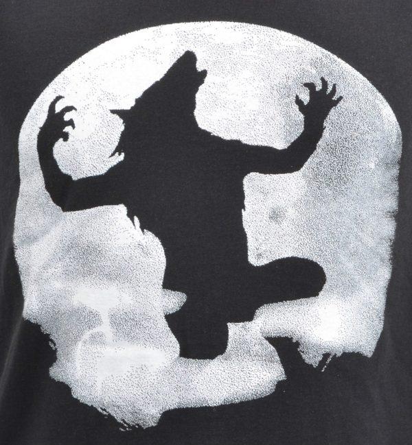 Howling Werewolf Mens Vest