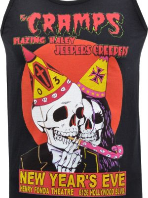 The Cramps NYE Mens Vest