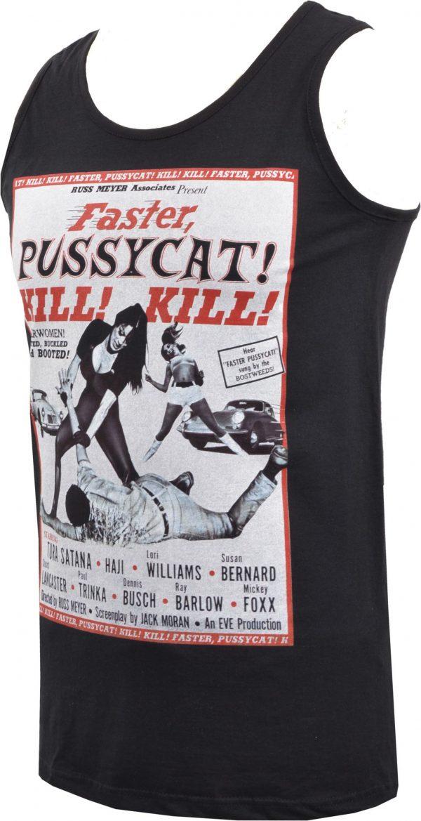 Faster Pussycat! Kill! Kill! Mens Vest