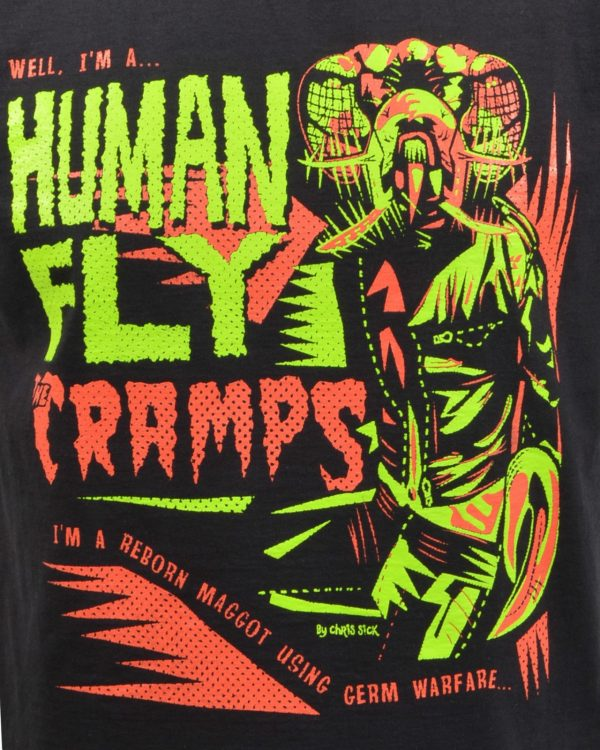 The Cramps Human Fly Mens T-Shirt
