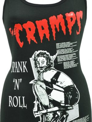 The Cramps Human Fly Ladies Tank Top