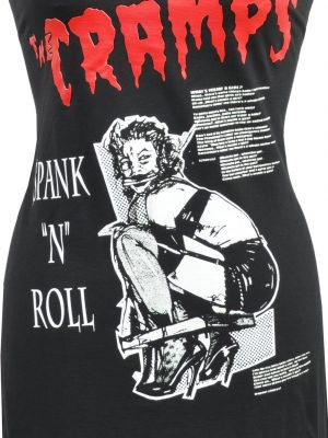The Cramps Human Fly Dress
