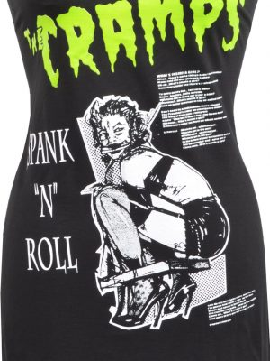The Cramps Spank 'N' Roll Dress