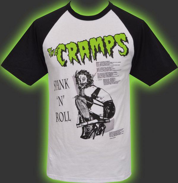 The Cramps Spank 'N' Roll Mens T-Shirt
