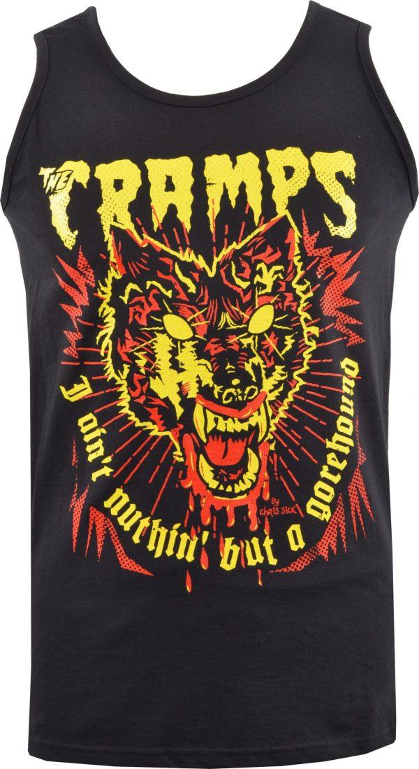 The Cramps Gorehound Mens Vest