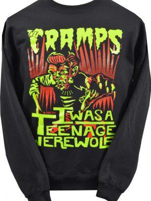 The Cramps Gorehound Unisex Sweatshirt