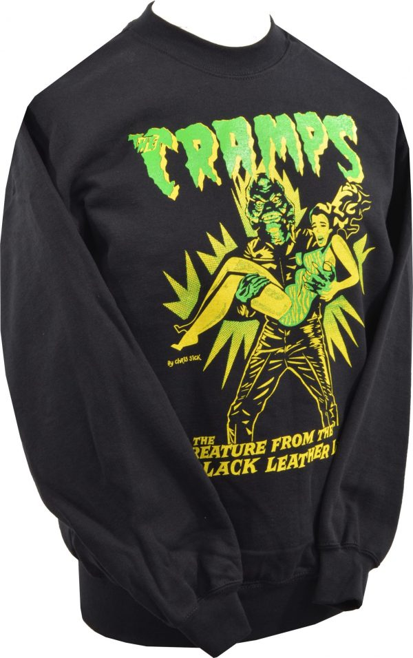 The Cramps Teenage Werewolf Unisex Sweatshirt