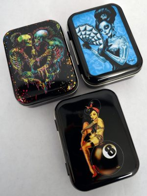 Screaming Demons Bundle Tin Set