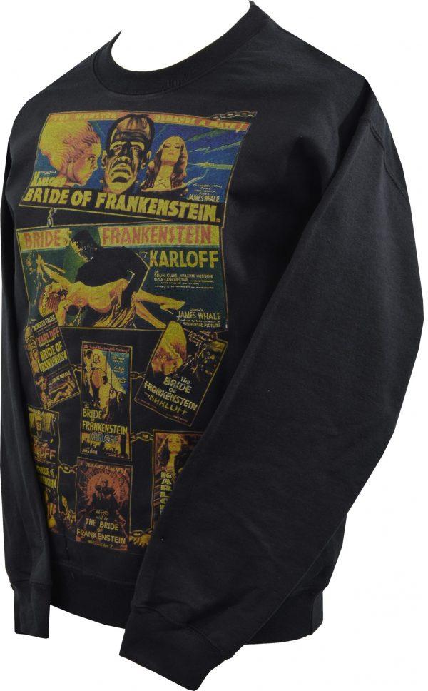 Bride of Frankenstein Unisex Sweatshirt