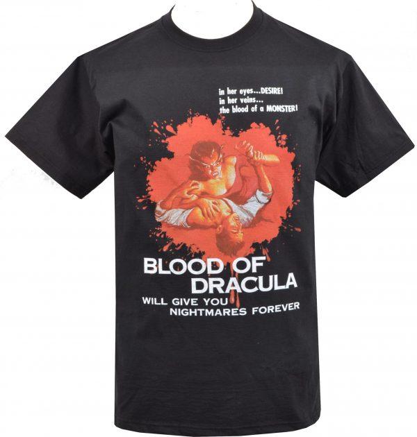 Draculas Daughter Mens T-Shirt