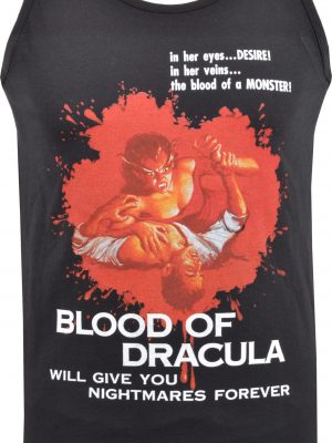 Draculas Daughter Mens Vest