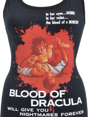 Draculas Daughter Ladies Tank Top