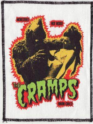 The Cramps Lagoon Patch