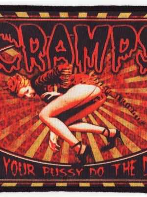 Cramps Gore Girls Patch